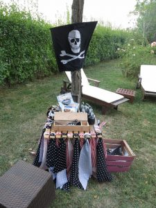 travestimenti pirata